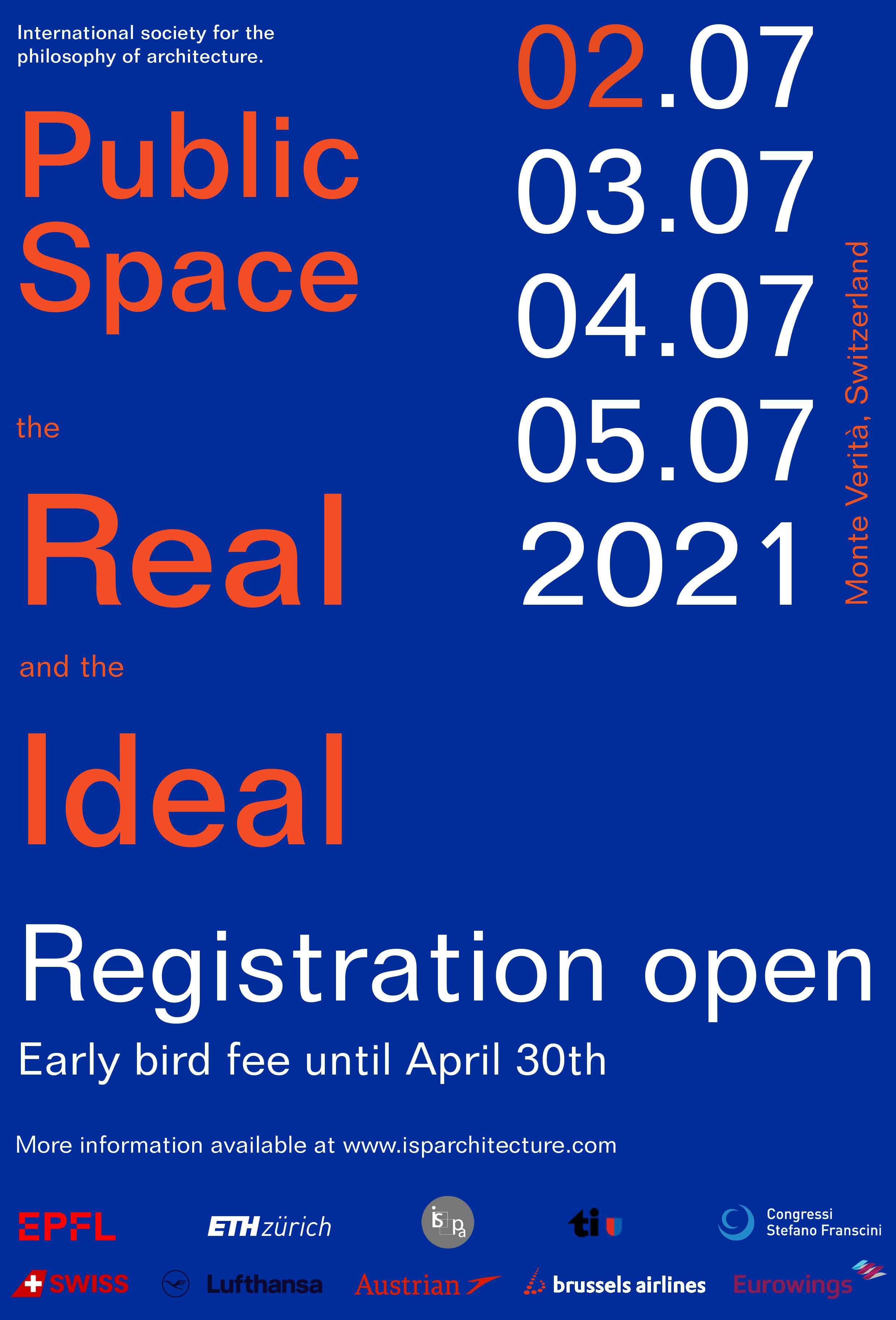ISPA 2021 - Registration now open[1]